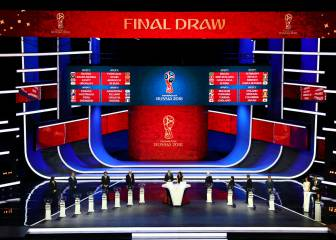 Spain set to face Portugal, Morocco and Iran