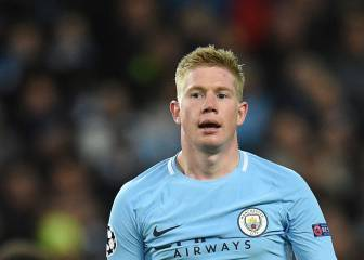 Real Madrid contact Kevin de Bruyne's agent - report
