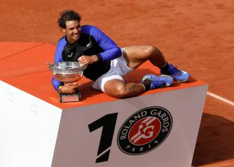 "Nadal: ""I never thought I'd be number one again a year ago"""