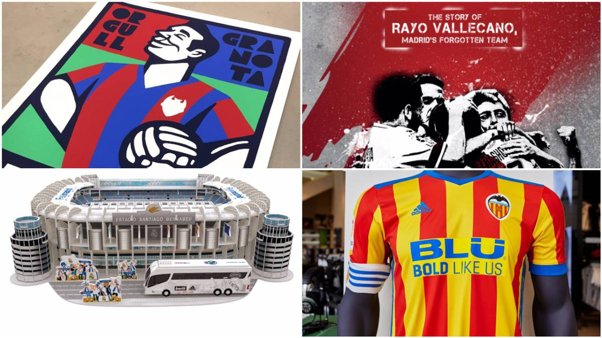 "It's that time of the year when the question, ""What should I buy him/her?"" are uttered by many!. Fear not, we've collated a brief guide of the ideal and not bank-breaking gifts for the Spanish football fan."