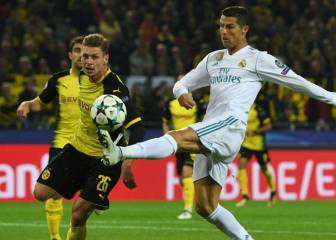 Real Madrid vs Dortmund: how and where to watch