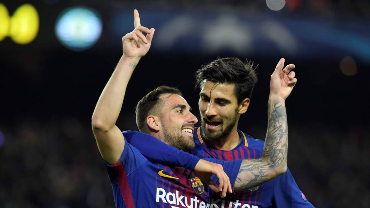 Barcelona 2-0 Sporting CP Champions League: as it happened, goals, match report