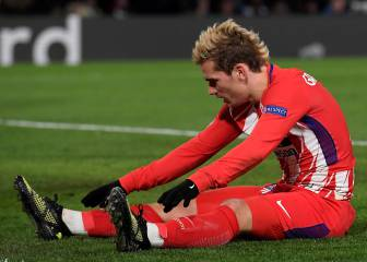 Atlético Madrid knocked out of Champions League