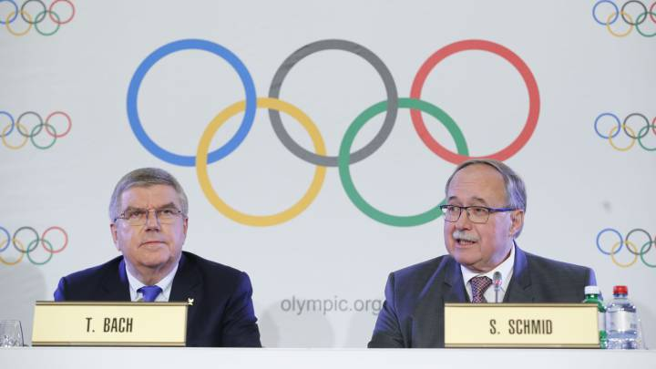 Russia banned from Winter Olympics for systematic doping
