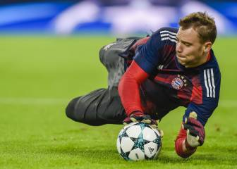 Neuer warned not to rush back from foot fracture