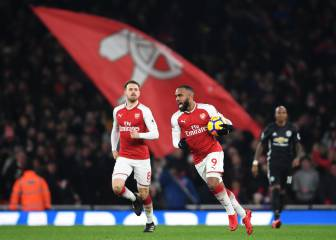 Wenger denies employing mind games with Lacazette