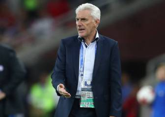 Hugo Broos sacked as Cameroon coach