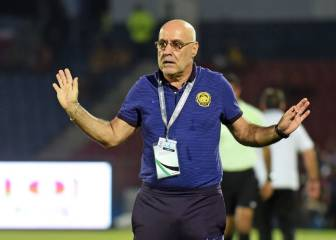 Nelo Vingada quits as Malaysia head coach