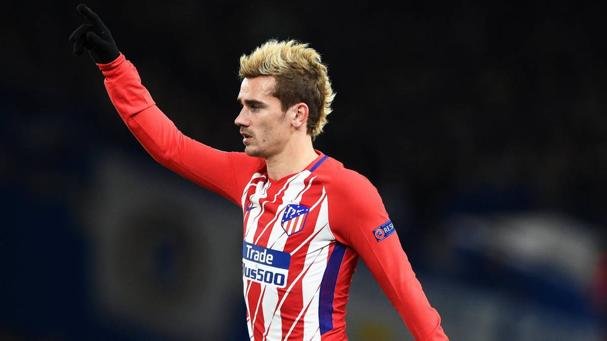 Antoine Griezmann suffers Grade I hamstring injury and will miss Betis game