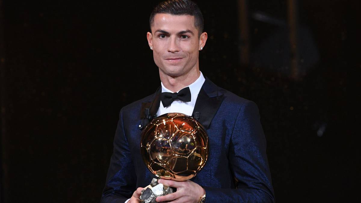 2017 Ballon d'Or result: Cristiano Ronaldo wins