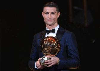 Cristiano Ronaldo wins 2017 Ballon d'Or: as it happened