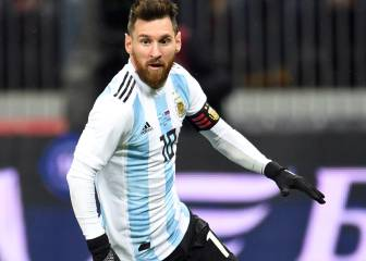 Nigeria World Cup clash worries Lionel Messi