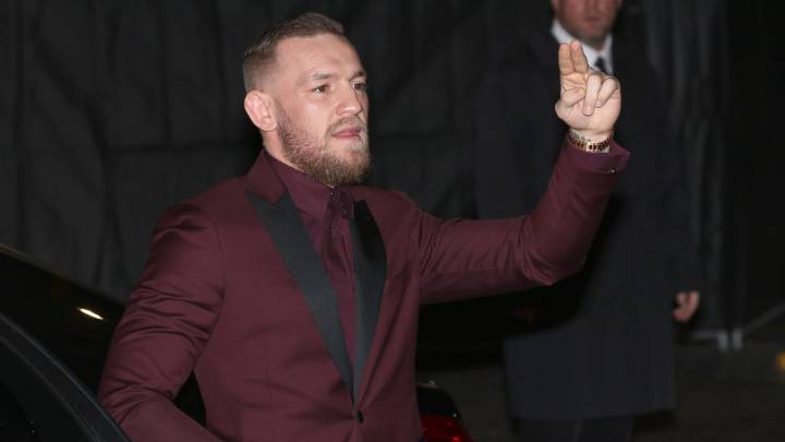 McGregor plans to fight in 2018 says fighters must lobby to fight him