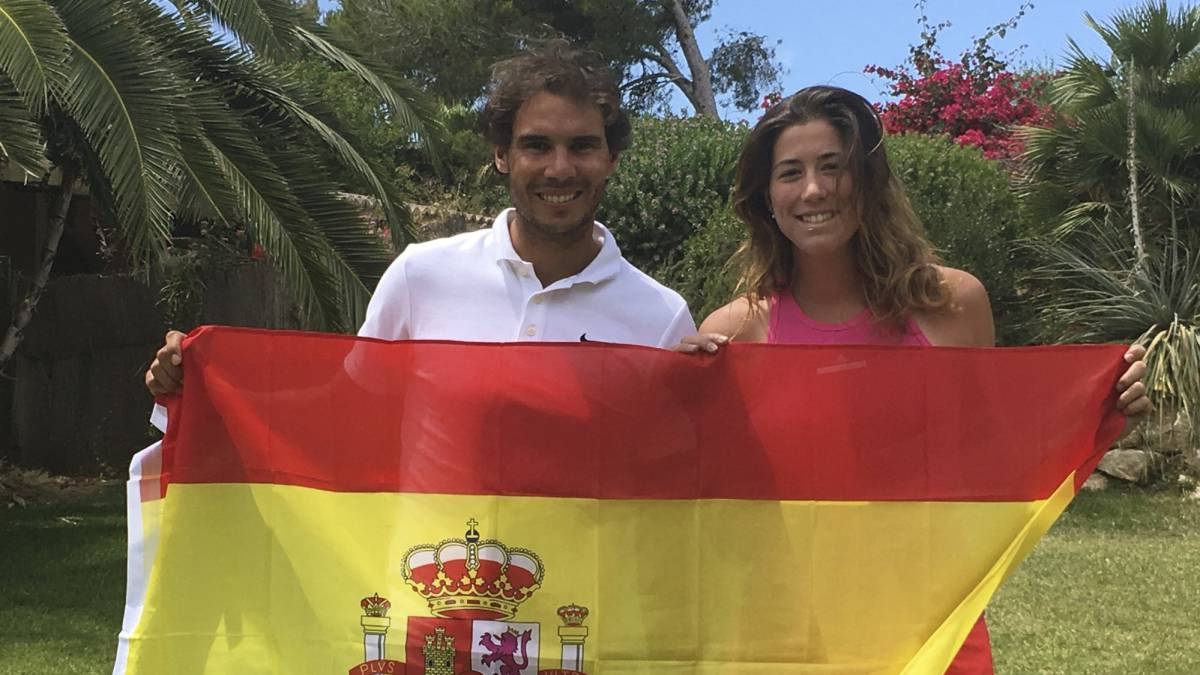 Nadal and Muguruza complete Spanish sweep of ITF awards