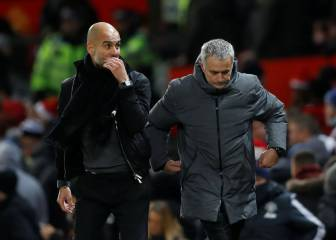 Pep tells Mourinho to stop blaming ref for poor results