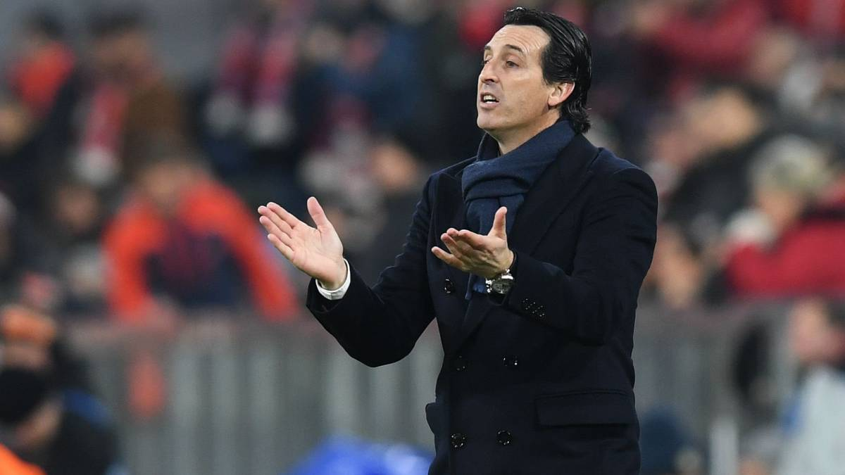 "PSG-Real Madrid ""a wonderful opportunity"" for Emery"