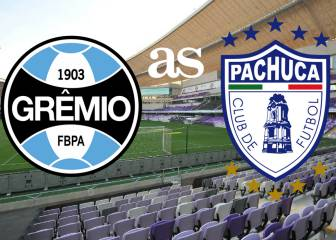 Gremio vs Pachuca: 2017 Club World Cup semi-final live!