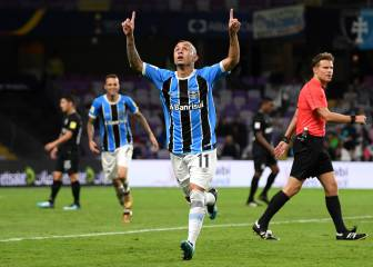 Everton goal seals Club World Cup final spot for Gremio