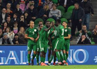 FIFA fines Nigeria for ineligible player in World Cup qualifier against Algeria