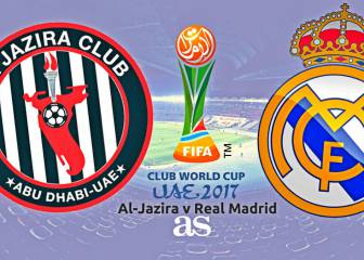 Al-Jazira vs Real Madrid live!