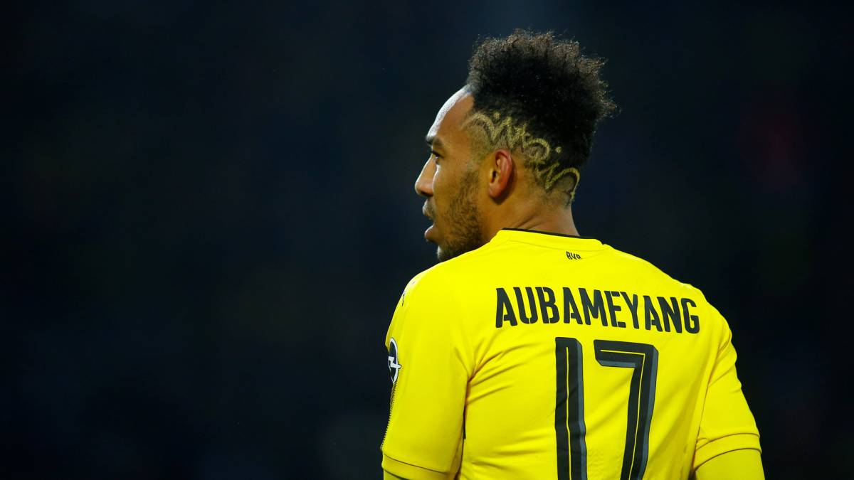 Aubameyang's Lamborghini: for sale, and yours for nearly 300k
