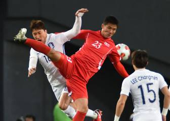 Amid tensions South Korea edges out North Korea 1-0 at East Asian Championship