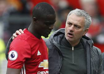 Eric Bailly's injury is 'serious', says Jose Mourinho