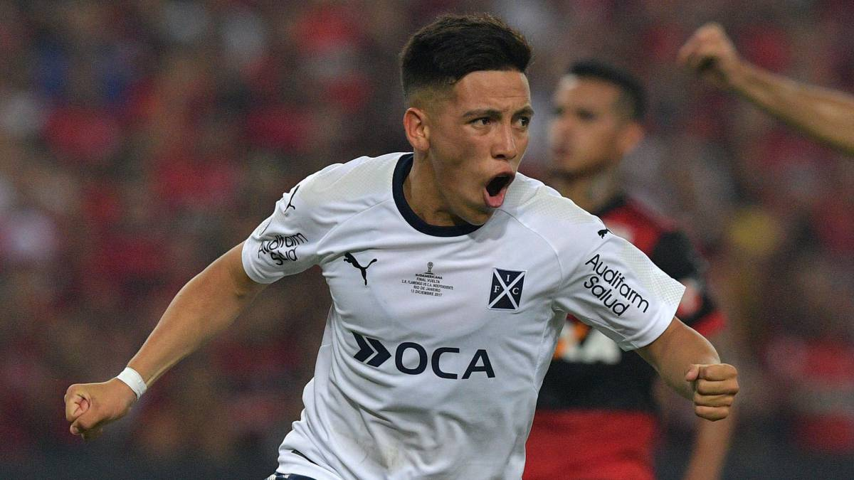 European clubs looking at Ezequiel Barco
