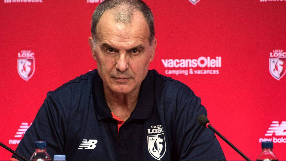 Bielsa in line for huge payout from Ligue 1 strugglers Lille