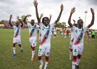 From Melbourne to South Sudan, the 23-year-old kitting out African national teams