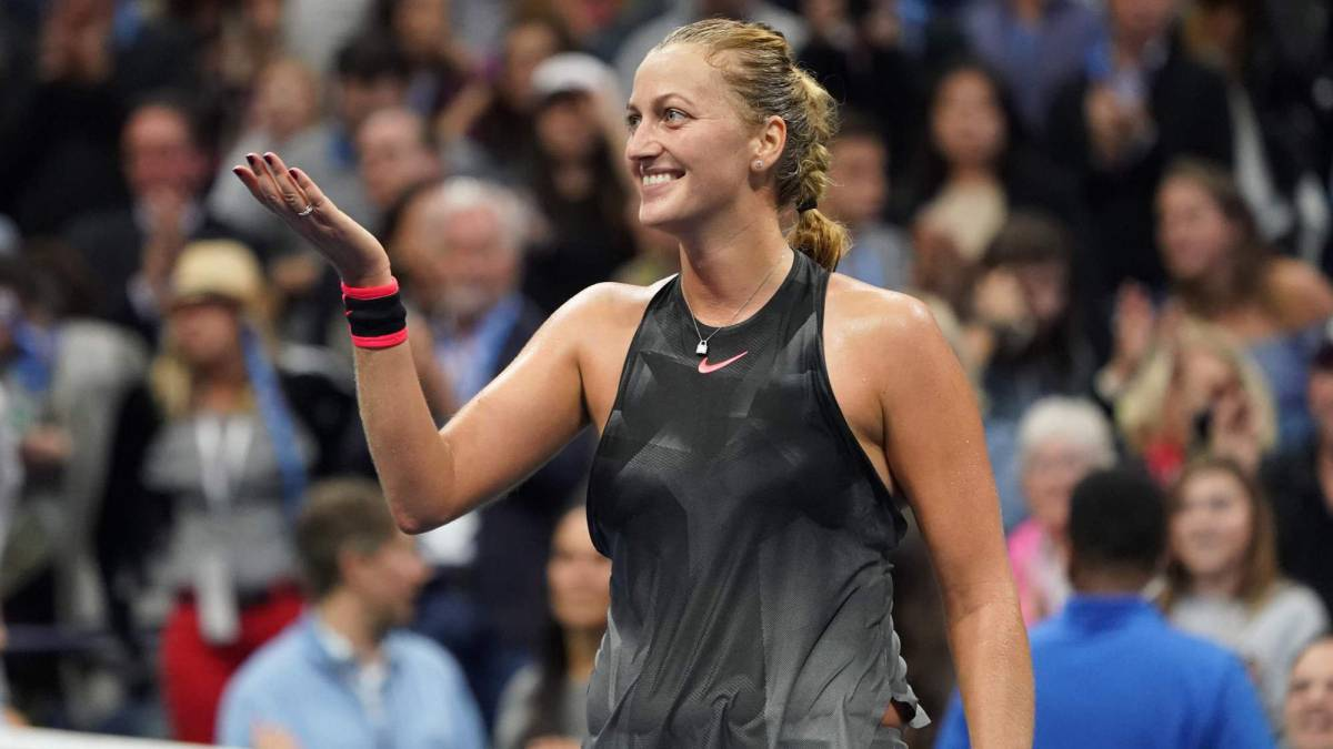 Petra Kvitova | The Czech tennis player is keen to see the end of 2017 after suffering injuries to her hand in a knife attack last December.