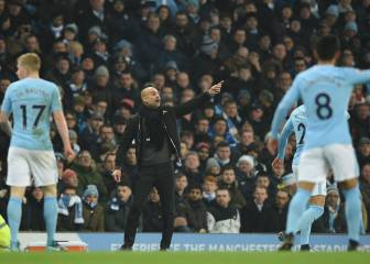 City looking to keep treble bid on track against Leicester