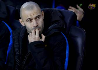 Mascherano close to China move - reports