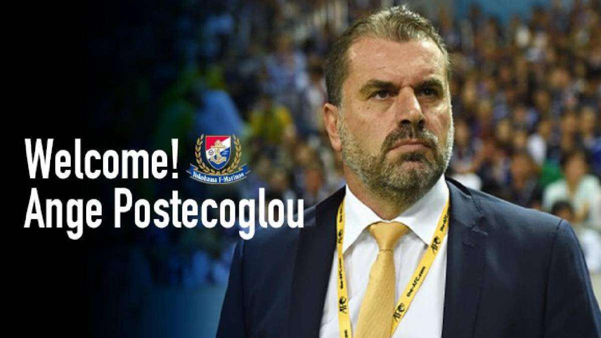 Former Australia boss Ange Postecoglou joins J-League