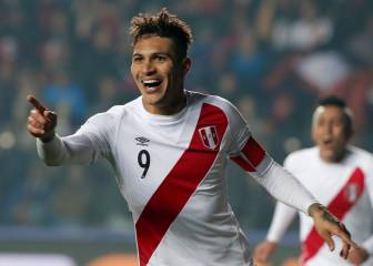 Peru captain Guerrero free to play at World Cup after ban cut