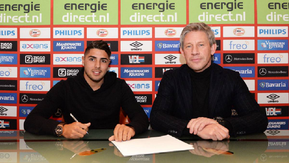 Romero: PSV use Football Manager to unveil new signing