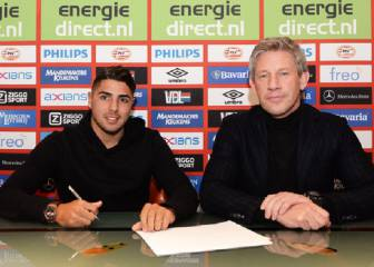 PSV use Football Manager to unveil new signing Romero