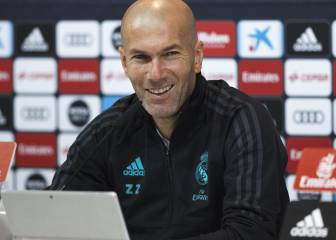 Zidane's pre-Clásico press conference: as it happened