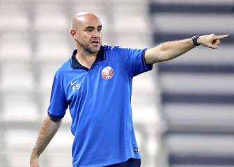 Qatar coach Félix Sánchez lauds youth in his team