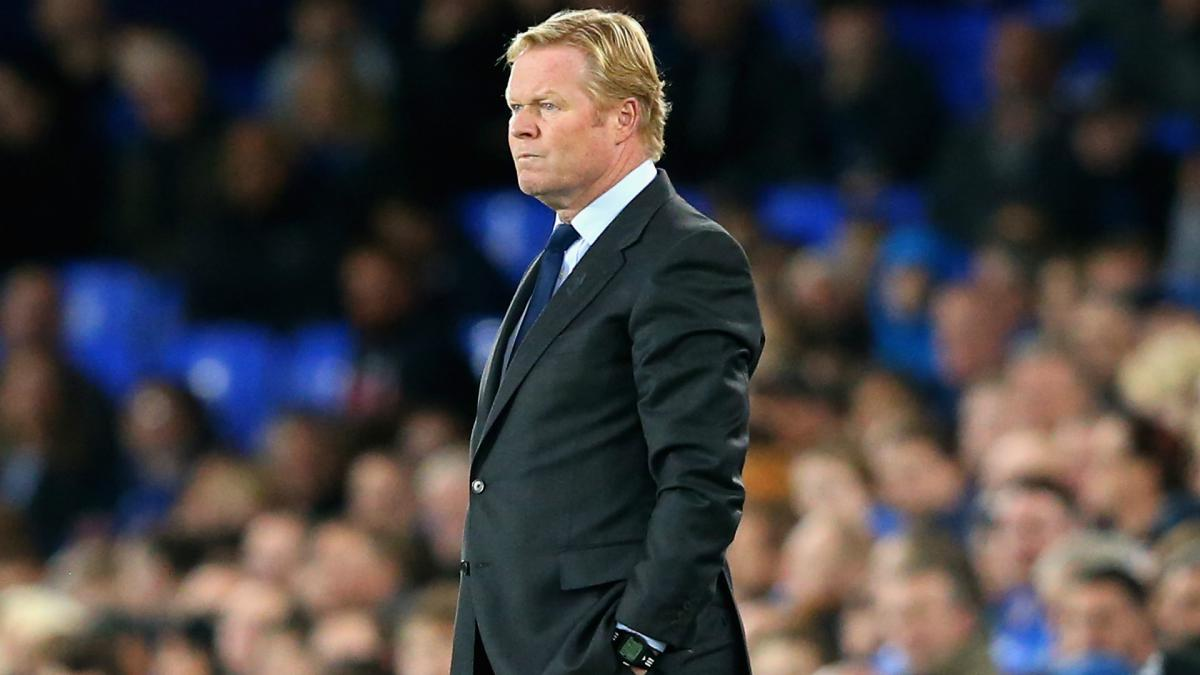 Koeman eyes Netherlands post