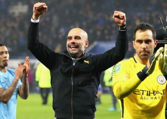 Santa Cruz hails Manchester City's historic winning run