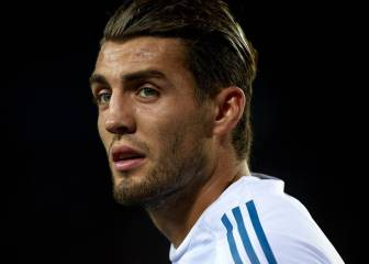 Mateo Kovacic starts for Real Madrid in El Clásico