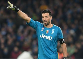 Even when I'm 80 I would play for Juventus or Italy - Buffon