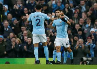 Man City seal 17th straight win; Harry Kane equals record