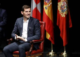 Casillas honoured to receive Gold Medal award in Ávila