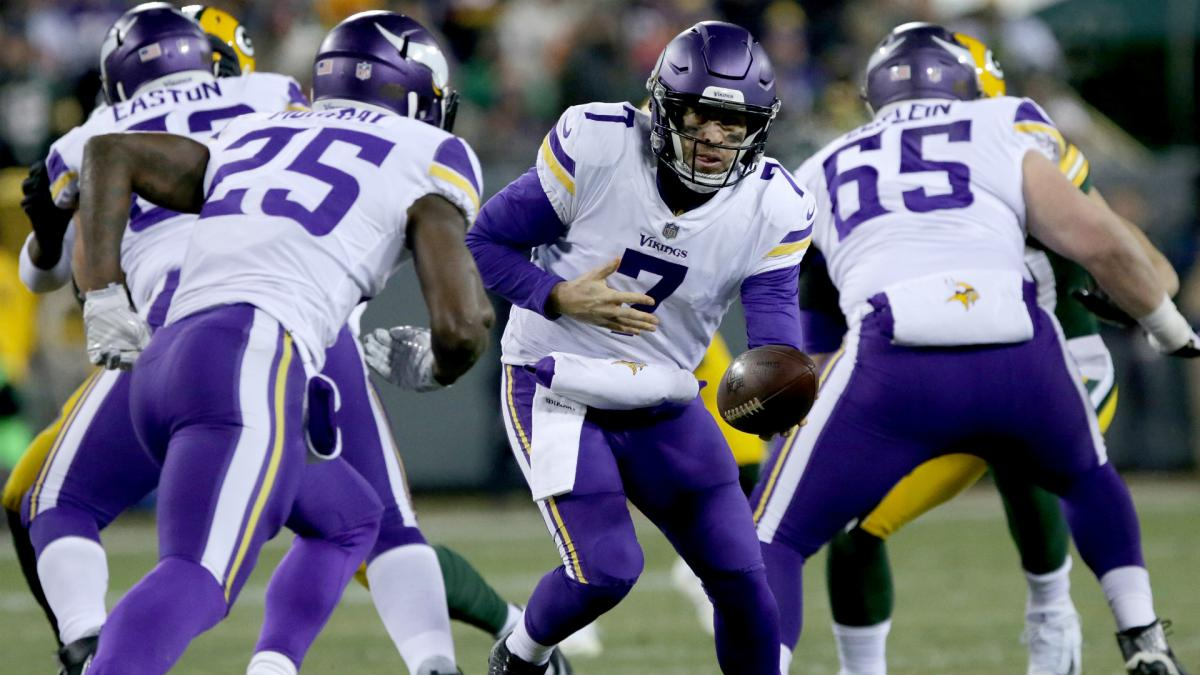 Vikings edge closer to first-round bye, Ravens nearer to playoffs