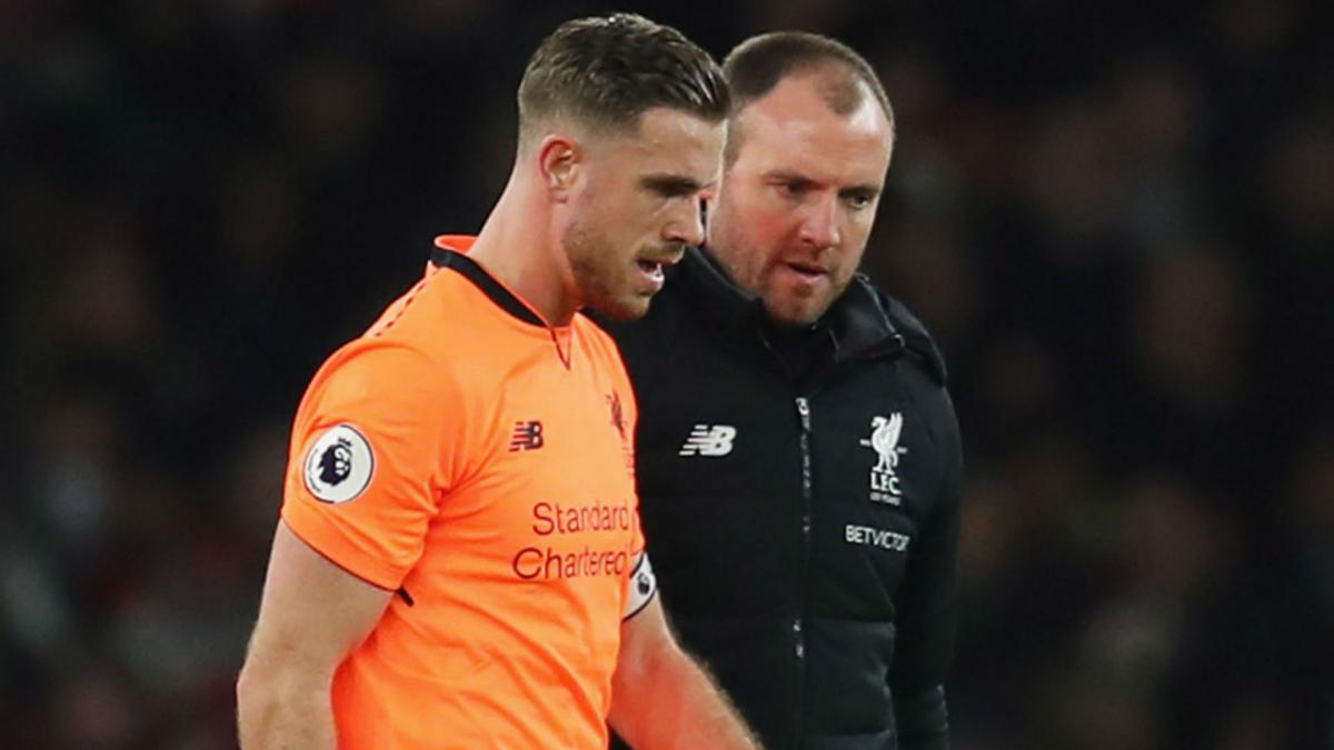 Henderson to miss Swansea clash