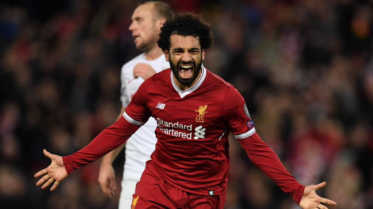 Salah determined to win titles at Liverpool