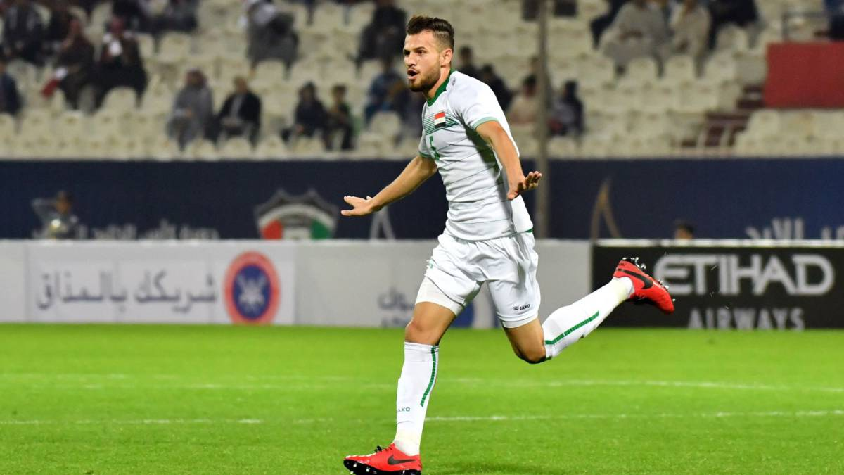 Iraq 2-1 Qatar: 2017 Gulf Cup of Nations match report, goals