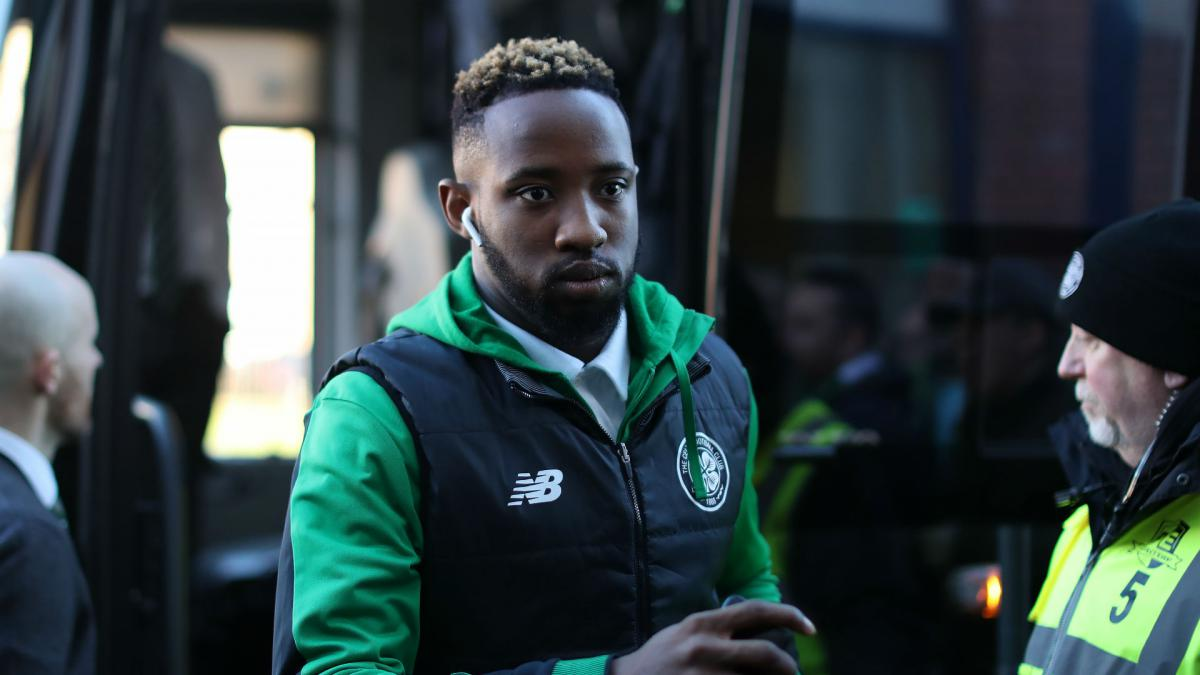 Rodgers accepts star striker Dembele may leave Celtic